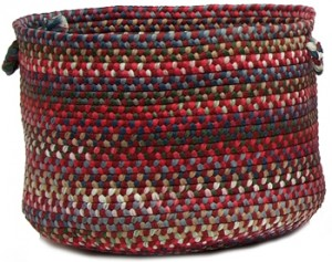 Chestnut Knoll Braided Utility Basket | USA | Sturbridge Yankee Workshop