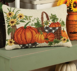 Gather Together Pillow | Susan Winget | Sturbridge Yankee Workshop