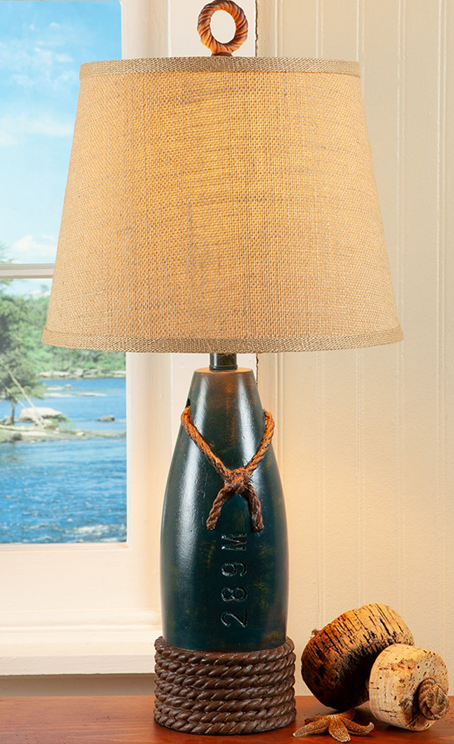 Buoy Table Lamp | Sturbridge Yankee Workshop